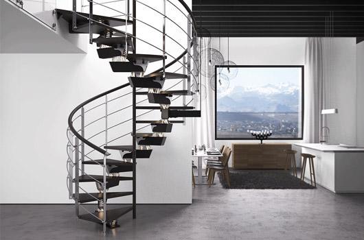 Escaleras helicoidales rintal escaleras for Escaleras rintal