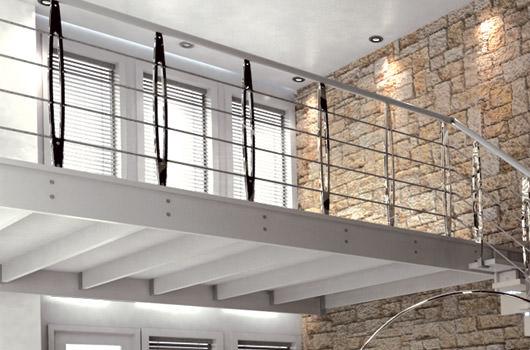 Entrepisos escaleras rintal for Escaleras rintal