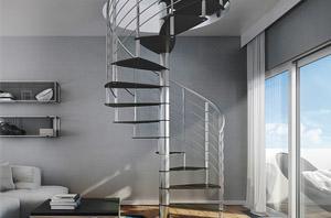 Escaleras de caracol rintal for Escaleras rintal